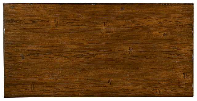 Top View Of Table : Chromcraft Revington Showroom : Creekside - Top View