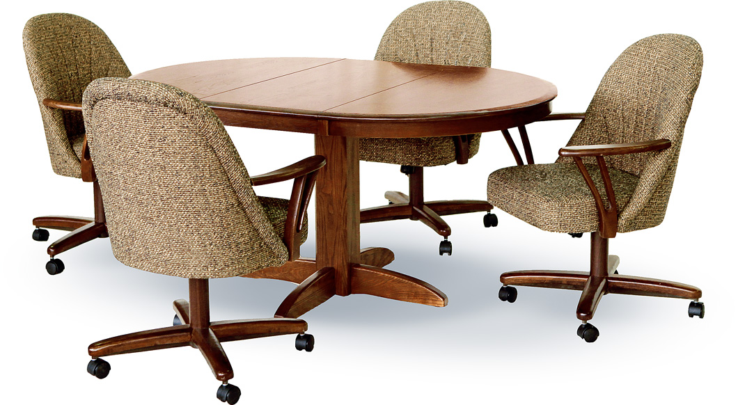 chromcraft dining dining room - Chromcraft Dining Room Furniture